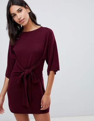 Ted Baker Ted Says Relax Tie Front Knitted Tunic