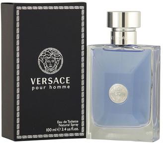 Versace Pour Homme 3.4Oz Eau De Toilette