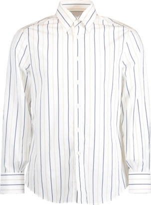 Brunello Cucinelli BD STRIPE DRESS SHIRT
