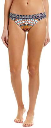 Nanette Lepore Swim Super Fly Charmer Bikini Bottom
