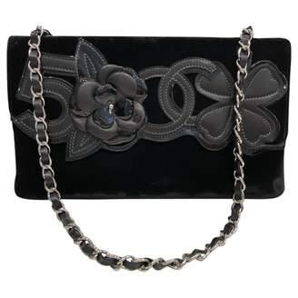 41e1a732b377a Velvet Clutch Bag - ShopStyle UK