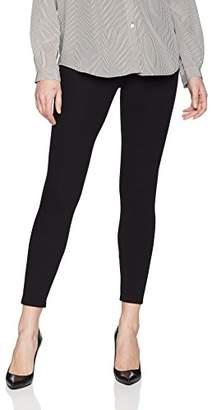 Lysse Women's Fulton Cotton Pique Ankle Legging with Zippers