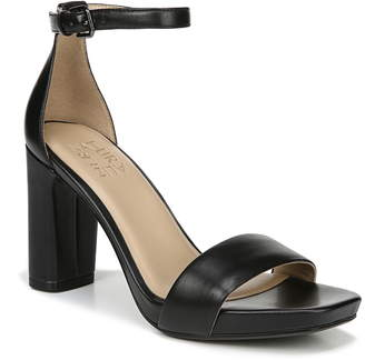 8937a0b60e46 Naturalizer Black Heels Heels Ankle Strap - ShopStyle Canada