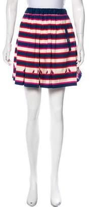 Marc by Marc Jacobs Striped Songbird Skirt