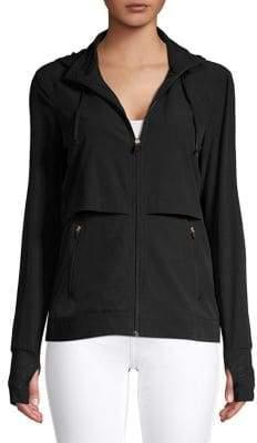 Copper Fit Pro Full-Zip Hooded Jacket