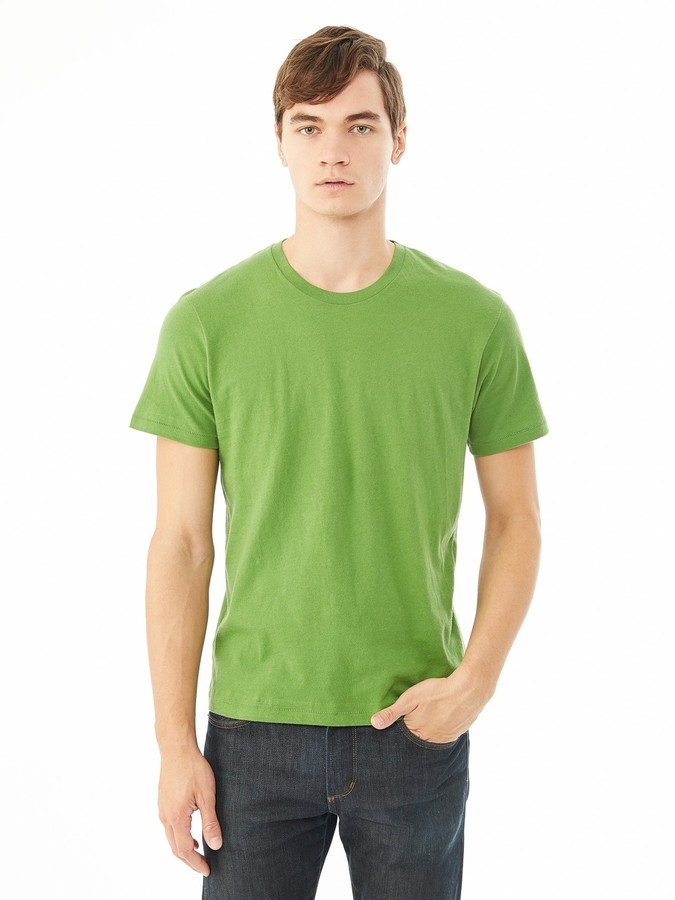 Organic Cotton Mens Crew T-Shirt