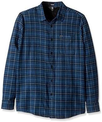 Volcom Men's Brodus Long Sleeve Flannel