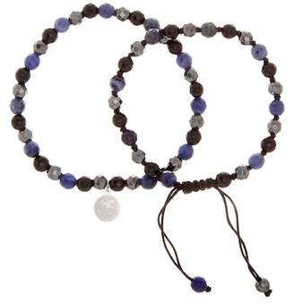 Jean Claude Double Combo Bead Bracelets Set