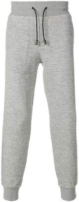 Mr & Mrs Italy waffle texture lounge trousers