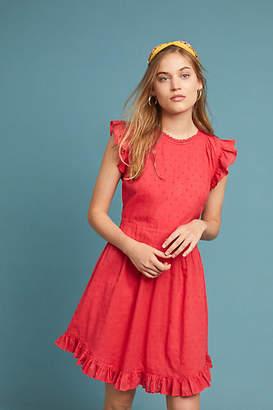 d.RA Isidore Ruffled Dress