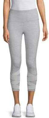 Gaiam Bailey High-Rise Capri Leggings