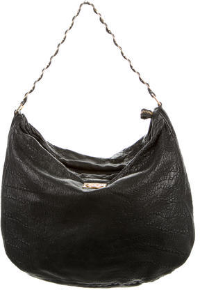 Tory Burch Tory Burch Textured Leather Hobo