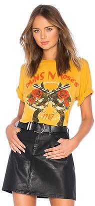 Daydreamer Guns N' Roses Cards Boyfriend Tee