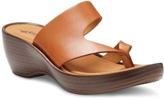 Eastland Laurel Women's Thong Wedge Sandals