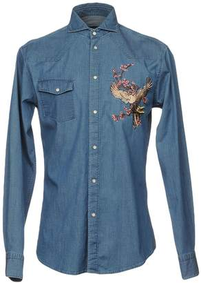 Brian Dales Denim shirts