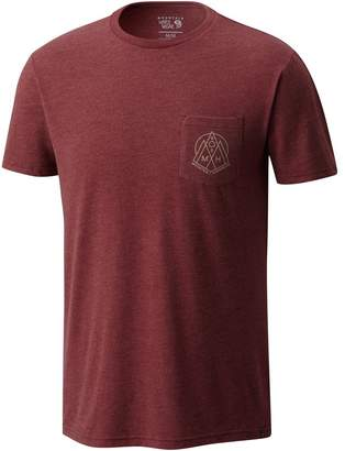 Mountain Hardwear 3 Peaks Short-Sleeve Pocket T-Shirt - Men's