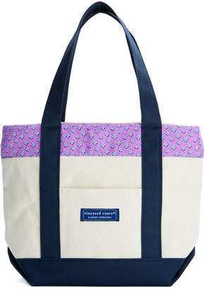 Vineyard Vines Jim Nantz Forget-Me-Knot Mini Tote