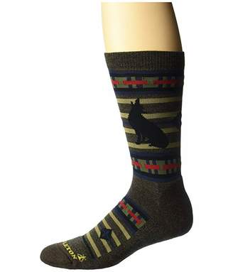 Pendleton Lobo Wolf Camp Sock