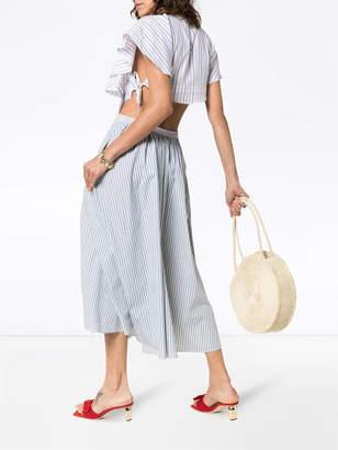 Rosie Assoulin Bullseye dress