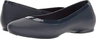 Crocs Women's Lina Deluxe Ballet Flat