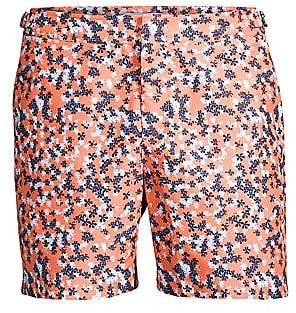Orlebar Brown Men's Bulldog Ninfea Board Shorts