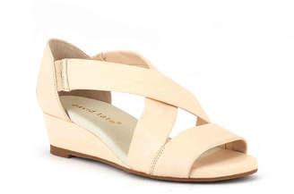 David Tate Swan Wedge Sandal - Women's