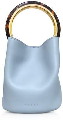 Marni Calfskin Pannier Bag