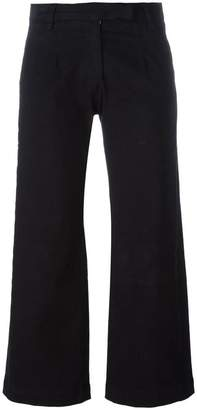 Current/Elliott flare capri pants