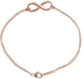 Tiffany & Co. Infinity Bracelet $145 thestylecure.com