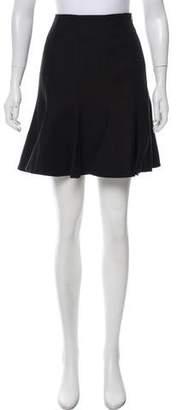 Paule Ka A-Line Mini Skirt