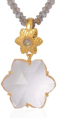 Sylvie Emma Chapman Jewels Crystal Pendant