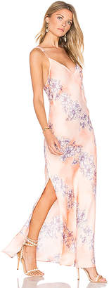 Free People Cassie Girl Slip Dress in Pink $128 thestylecure.com