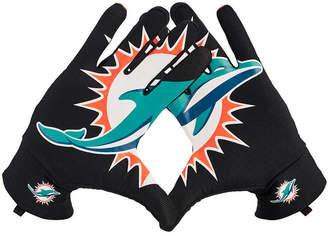 Nike Miami Dolphins Fan Gloves