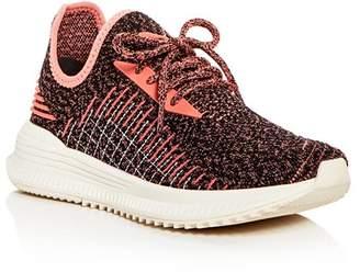 Puma Women's Avid Evoknit Lace Up Sneakers