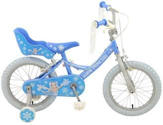 Townsend Snow Princess Girls Bike 16 inch Wheel