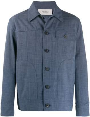 Pringle shirt jacket