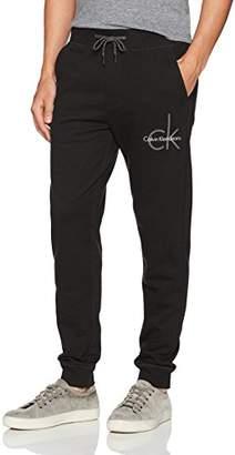 Calvin Klein Jeans Mens Logo Sweatpants