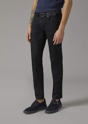 Giorgio Armani Slim Fit Jeans