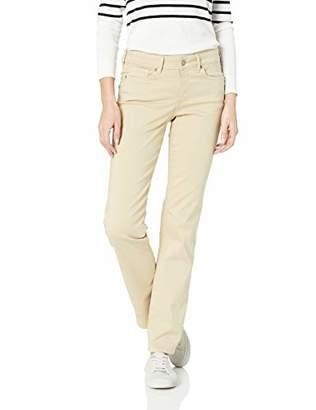 NYDJ Women's Marilyn Straight Leg Jeans, 0