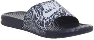 Nike Benassi Print Sliders