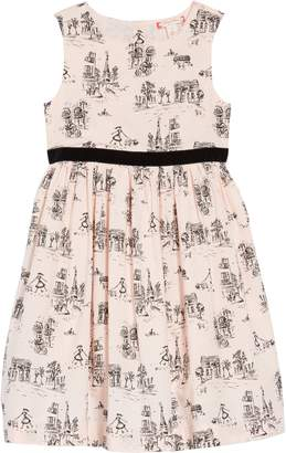 Ruby & Bloom Print Dress