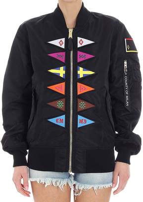 Marcelo Burlon County of Milan Jacket Jacket Women