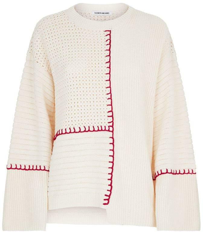 Lois Asymmetric Sweater