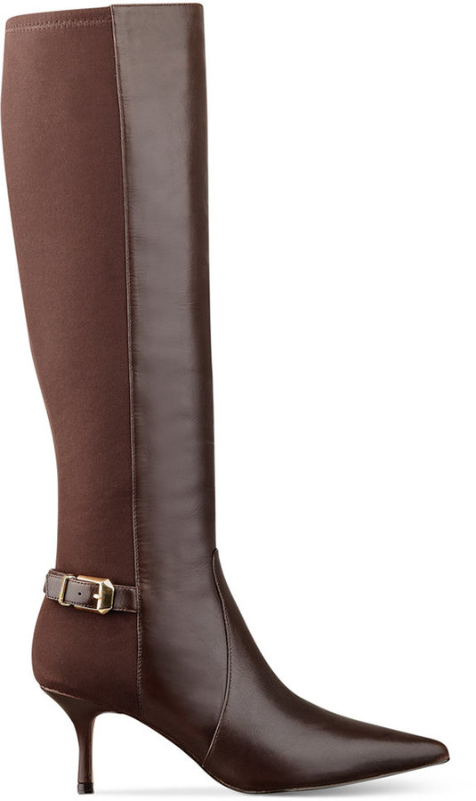 Ivanka Trump Izze Tall Dress Boots - Macy's Exclusive 2