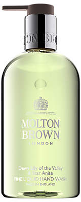Molton Brown Dewy Lily of the Valley And Star Anise Hand Wash, 300ml