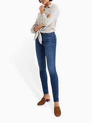 d23726a95a5 Madewell Curvy Skinny Jeans, Hayes Wash