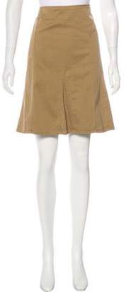 Marc Jacobs Knee-Length A-Line Skirt