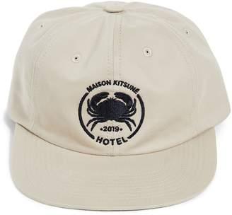 MAISON KITSUNÉ Hotel Baseball Cap