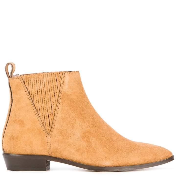Diesel Dannish ankle boots