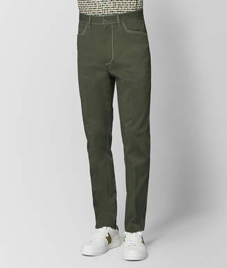 Bottega Veneta FOREST COTTON PANT